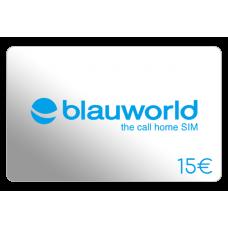 BlauWorld 15€