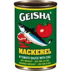 Geisha Mackerel