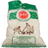 Nigerian Pounded Yam (MP) 4.5 kg