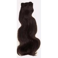 """Dream Hair S-Body Weft 14"""" :1B Synthetic Hair"""