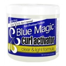 BLUE MAGIC CURL ACTIVATOR STYLING FORMULA 15.25 oz