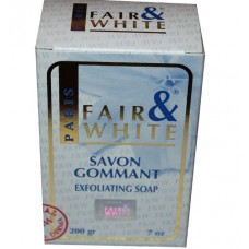 Fair and White savon Gommant Soap