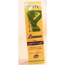 Lemon Face Skin cleanser