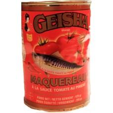 Geisha Maguereau