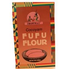 Cocoyam Fufu Flour