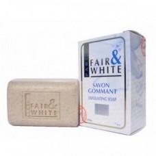 Fair and White savon Gommant Soap