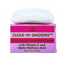 Clear and smooth Soap